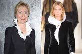 Hillary Clinton - nữ chính trị gia đi đầu các xu hướng thời trang