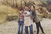 Cuộc sống bình dị nhưng hạnh phúc của Kim Hiền tại Mỹ