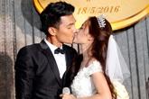 Quang Tuấn - Linh Phi say đắm trong tiệc cưới