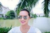 Lã Thanh Huyền hào hứng khoe biệt thự sang có vườn, cạnh sông