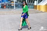 Thời trang dạo phố hấp dẫn nhất tuần của chị em Hà Thành
