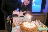 Hoắc Kiến Hoa về Đài Loan đón sinh nhật với Lâm Tâm Như