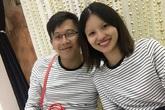 """""""Gái quê"""" Lê Phương đón sinh nhật bên chồng mới"""