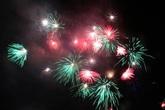 Bữa tiệc pháo hoa mừng 41 năm thống nhất đất nước