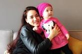 Con gái Trang Nhung càng lớn càng đáng yêu