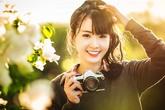 Nữ sinh người gốc Hoa xinh đẹp giỏi hai ngoại ngữ