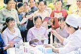 Miễn phí chăm sóc sức khỏe sinh sản cho người dân