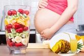 Ăn nhiều dứa khi mang thai: Dễ đẻ hay dễ gây sẩy thai?