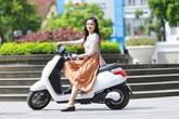 Anbico Dina - Mẫu xe điện tiện ích, thông minh và dễ thương của bạn