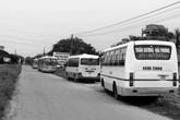 Hải Phòng: Hỗn loạn cảnh giành khách, chặn xe buýt giữa đường