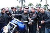 Tranh luận trái chiều việc lập đoàn xe mô tô khủng đưa tiễn Trần Lập