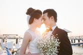 Ngắm ảnh cưới đẹp long lanh của Hoa hậu Thảo Nhi và MC Thiên Vũ