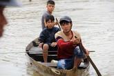 Tìm thấy thi thể công an và 2 người đuối nước ở Quảng Nam