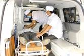 Sau vụ bảo vệ bệnh viện chặn xe cứu thương: Người bệnh được tự do chọn dịch vụ vận chuyển