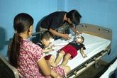 Nổ bóng bay đêm Trung thu, 9 người nhập viện cấp cứu