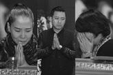 Nghẹn ngào đám tang nhạc sĩ Lương Minh