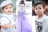 3 em bé Vbiz sinh ra đã nổi tiếng hơn cả bố mẹ