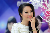 MC xinh đẹp trong đêm chung kết Hoa hậu Việt Nam 2016 là ai?