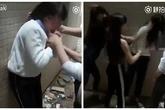 Nữ sinh bị nhóm người tát, đá, đánh đấm dã man gây rúng động dư luận