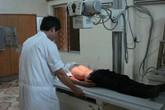 Bác sĩ X quang kịp thời cứu sống bệnh nhân