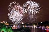 Những điểm bắn pháo hoa đêm giao thừa đón năm mới 2016 ở Hà Nội và Sài Gòn