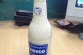 TRIBECO thừa nhận sữa nổi váng, biến chất