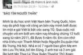 """""""Bí ẩn"""" thông tin bé gái 12 tuổi mang bầu nghi bị bán sang Trung Quốc"""