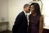 """Đừng """"ghen"""" với hạnh phúc của ông Obama và vợ"""