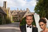 Bên trong biệt thự đắt đỏ nhất nước Anh của vợ chồng Victoria Beckham