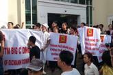Náo loạn tại Big C Đà Nẵng