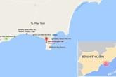 Phát hiện thi thể phụ nữ không quần áo ở biển Bình Thuận