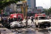 Quảng Ninh: Nổ ô tô, 2 người chết thảm