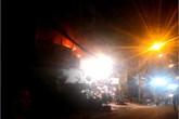 Cơ sở sản xuất nước đá nổ như pháo hoa, cả khu phố náo loạn