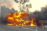 Tranh cãi quanh vụ cháy xế hộp trên cao tốc Sài Gòn – Trung Lương