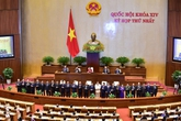 Bà Nguyễn Thị Kim Tiến tiếp tục giữ chức Bộ trưởng Bộ Y tế với số phiếu tán thành cao