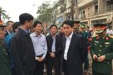 Chủ tịch Hà Nội chỉ đạo điều tra ngay vụ nổ tại Hà Đông