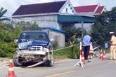 Chủ tịch xã lái ôtô gây tại nạn khiến 2 thiếu niên tử vong