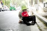 """Lao động trẻ em mưu sinh giữa Thủ đô (1): Những độc chiêu của """"cái bang"""""""