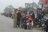 Nhiều xóm làng miền Trung vắng hoe sau Tết