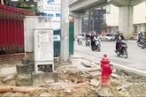 Nhiều nguy cơ chết vì điện… giữa phố