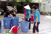 Đường ống nước sông Đà gặp sự cố lần thứ 20: Người dân phải mua nước với giá cao gấp 20 lần