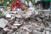 Hà Nội: 8 giờ đồng hồ cứu hộ vụ sập nhà 43 Cửa Bắc