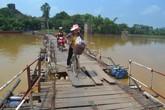 Thanh Hóa: Cầu Vồm xuống cấp, tiềm ẩn nguy hiểm cho người dân