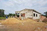 Quảng Nam: Nhà máy không phép xây gần trụ sở xã