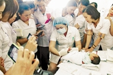 Triển khai chương trình sàng lọc trước sinh, sơ sinh: Vì những em bé khỏe mạnh