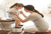 Cách đơn giản giúp trẻ có thói quen đi vệ sinh