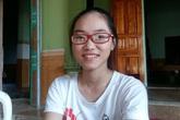Cô học trò nghèo vào Top 100 khối A