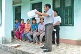 """Công tác đổi sổ ghi chép ban đầu về DS-KHHGĐ tại Cao Bằng: """"đầu vào"""" được sàng lọc kỹ càng"""