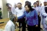 Làm việc tại TP.HCM, Bộ trưởng Nguyễn Thị Kim Tiến chỉ đạo: Phòng chống Zika trước hết phải dựa vào cộng đồng