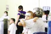 Bí quyết giúp trẻ tránh mắc bệnh ngày nóng